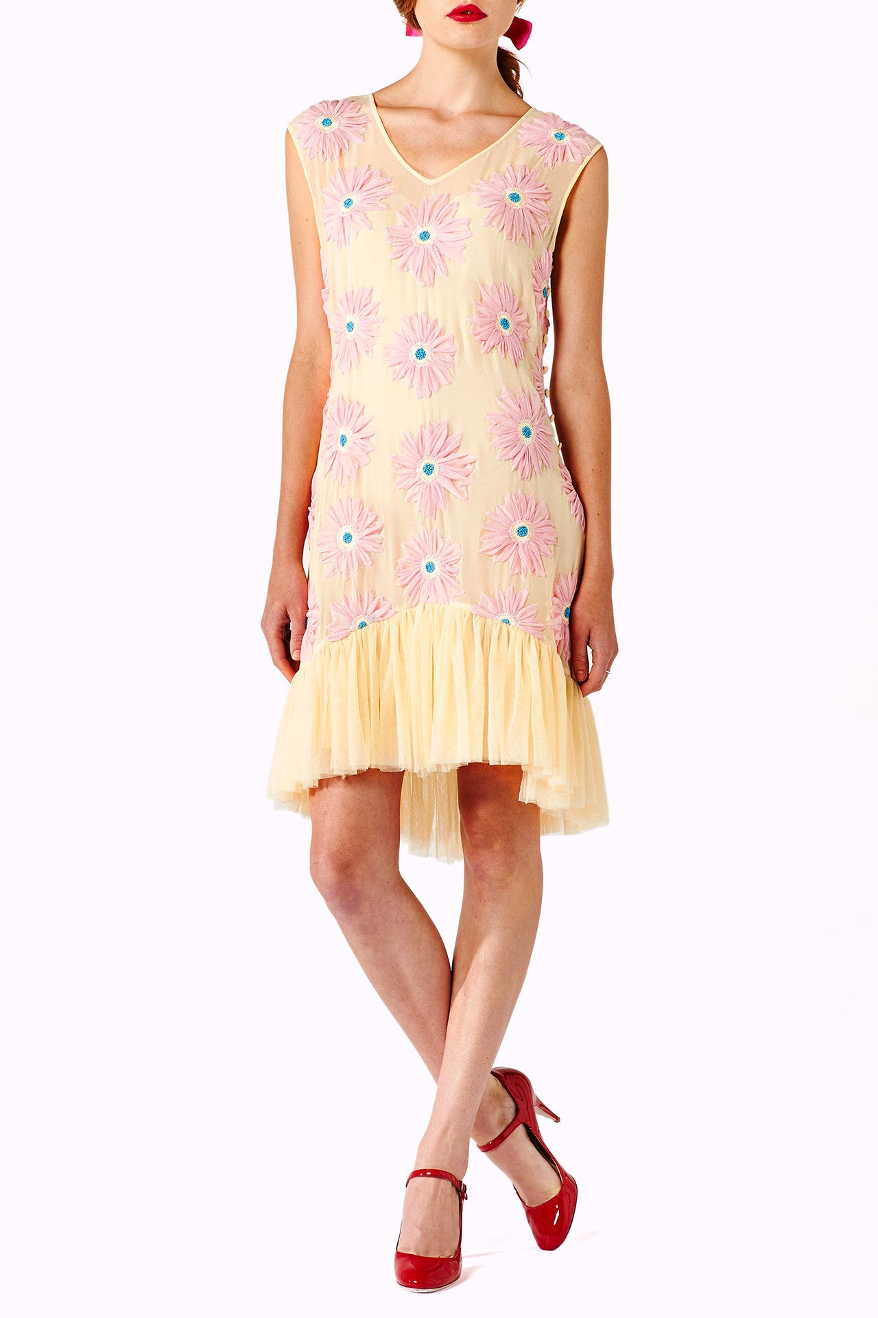 I'm A Little Daisy! I'm Never Ever Lazy Dress