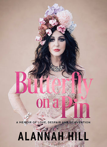 Butterfly On A Pin (A Memoir)