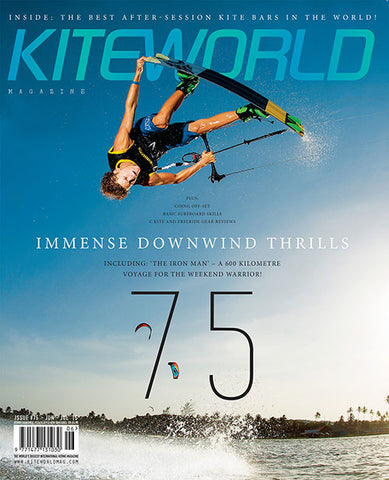 Kiteworld Magazine #75