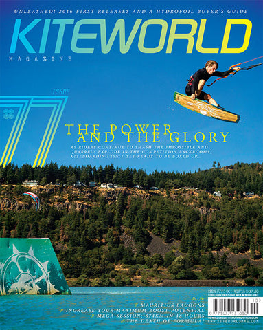 Kiteworld Magazine # 77