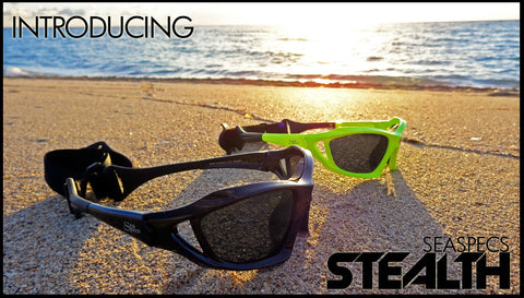 Sea Specs Surf Sunglasses with Polarized lenses