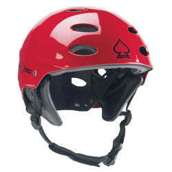 Protec Ace Wake helmet. Full head support with removable ear guards. Gives total head  ear protection for all watersports.