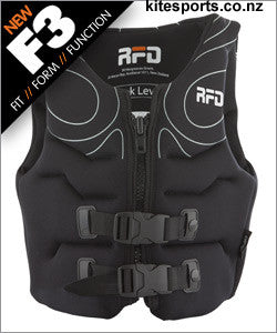 The RFD Neoprene Chinook Life Jacket is specifically designed for adults doing any water sports; from wakeboarding, kitesurfing to kayaking.