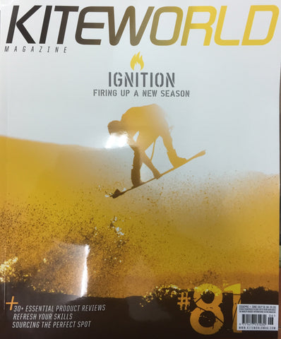 Kiteworld Magazine #81