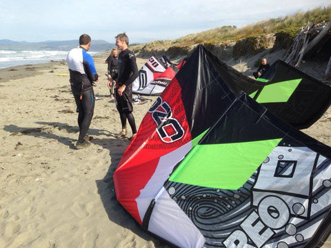 Intro To Kiteboarding - IKO Level 1, 2 & 3
