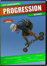 Progression Kite Landboarding Beginner is primarily aimed at people with some existing kite flying experience, whether thats as a kitesurfer, power kiter or existing novice kite landboarder.
