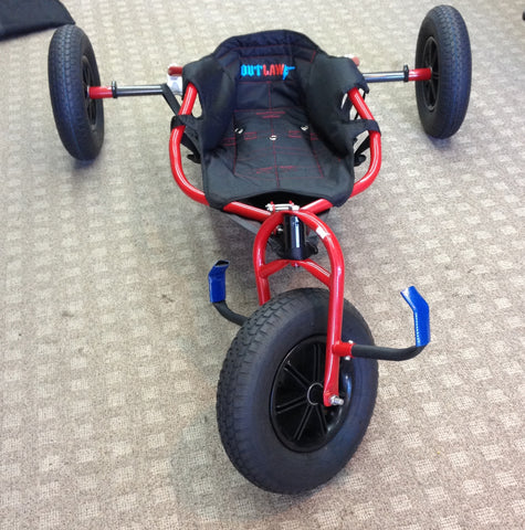 Peter Lynn OUTLAW Competition Buggy