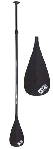 SUP Ocean and Earth Carbon Adjustable Paddle