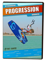 Kiteboarding Progression Advance has all the moves to get you ripping at your local spot, master this one  youll be one step away from going Pro..