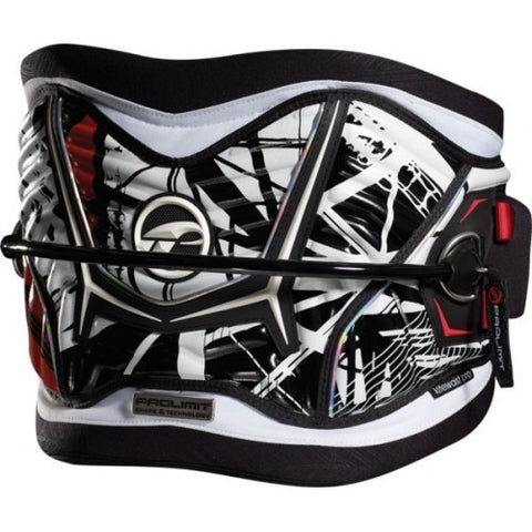 The new kitewaist pro is the ultimate in moulded kite harnesses