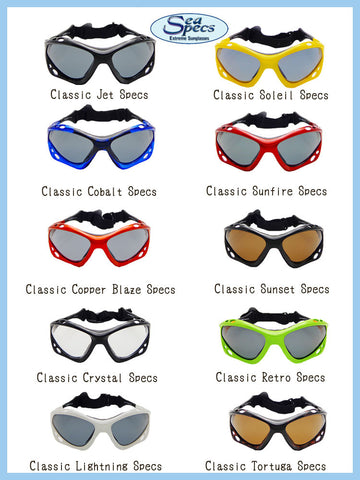 Seaspecs Watersports Eyewear