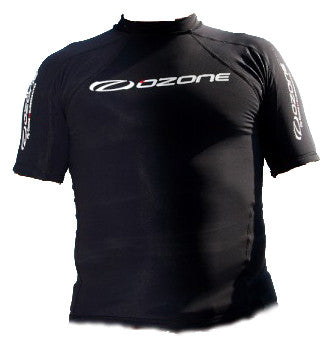 Ozone SS Rash shirt, Ideal as a layer, under or over your wetsuit, or by itself if your lucky enough to be riding in warmer locations