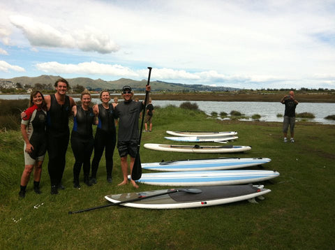 SUP Lessons - Group Taster Session