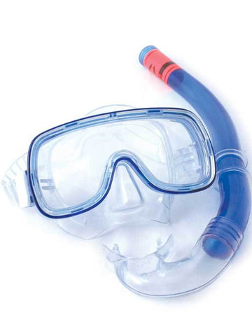 Ocean and Earth Free Dive Snorkel Mask Set - Kids