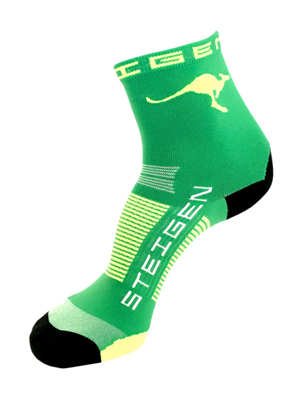 Steigen Running Socks 1/2 Length