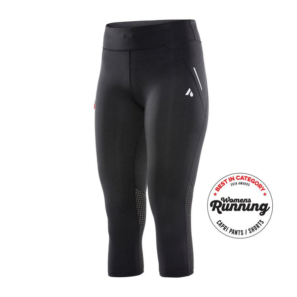 Aussie Grit Women's 3/4 Running Tights