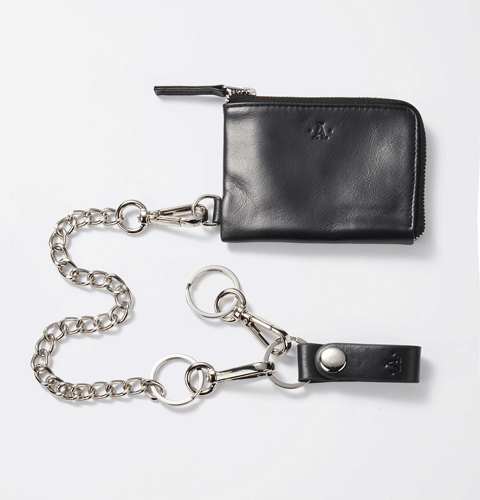 Wallet 02 + Key Ring 03