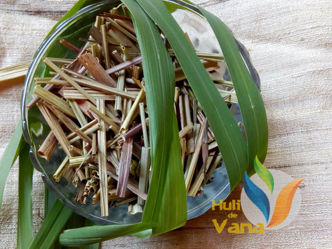 Sundried Lemongrass