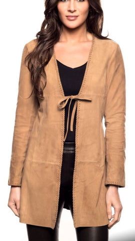 Alika Leather Jacket