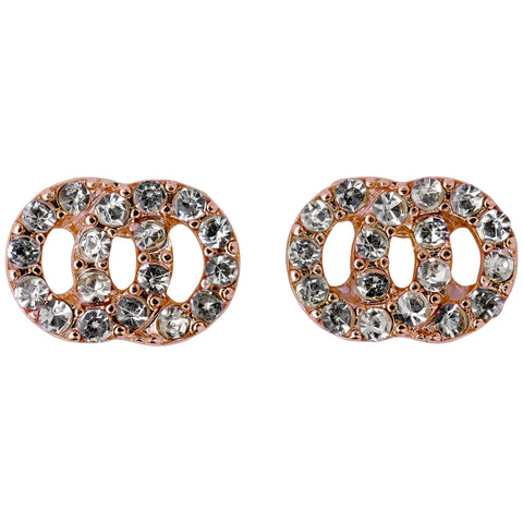 Earrings Victoria Rose Gold 601514053 - PANTE