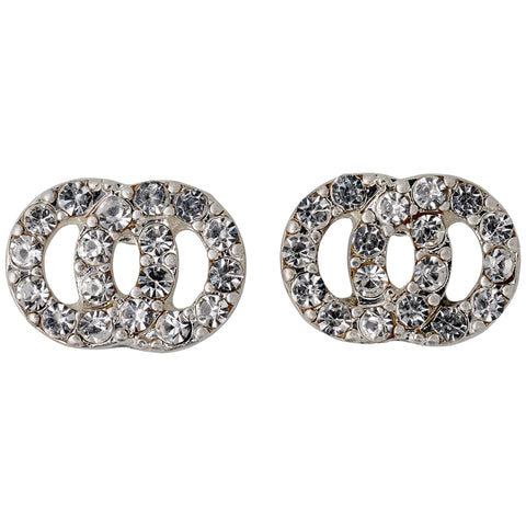 Earrings Victoria Silver Crystal 601516053 - PANTE