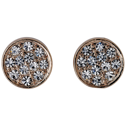Earrings Grace Rose Gold 611634003 - PANTE