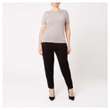 Cashmere and silk top - PANTE