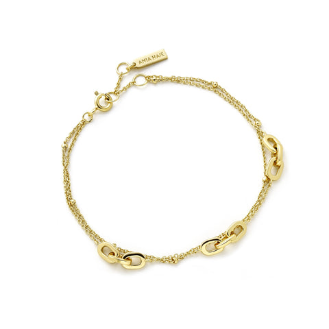 Links Small Chain Bracelet - PANTE