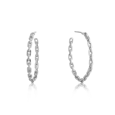 LINKS CHAIN EARRINGS - PANTE