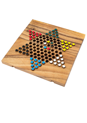 A Strategy Game Chinese Checker