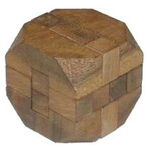Diamond Burr Puzzle