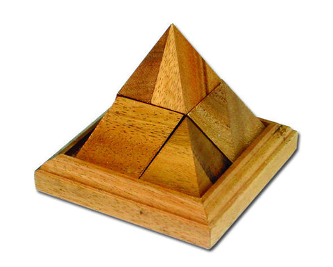 9 Pieces Pyramid