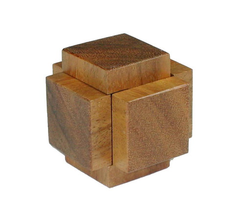 3 Pieces Intelocking Cube