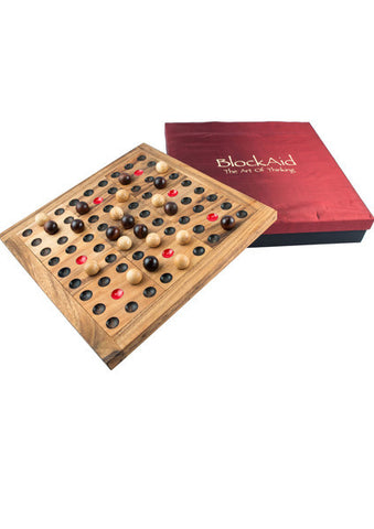 A Strategy Game  BlockAid