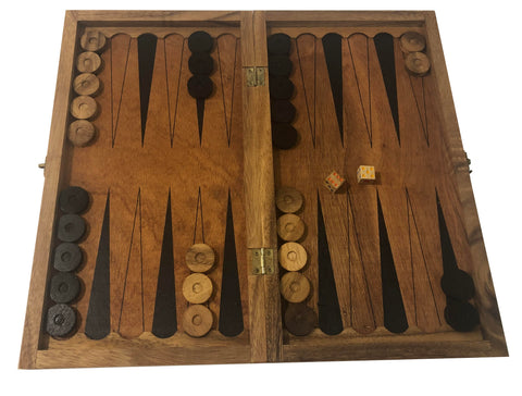 Backgammon + Chess
