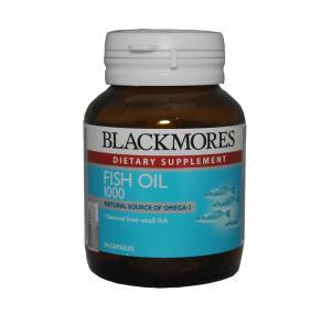 BLACKMORES FISH OIL 1000MG 30'S