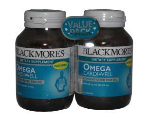 BLACKMORES OMEGA CARDIWELL 2x60'S
