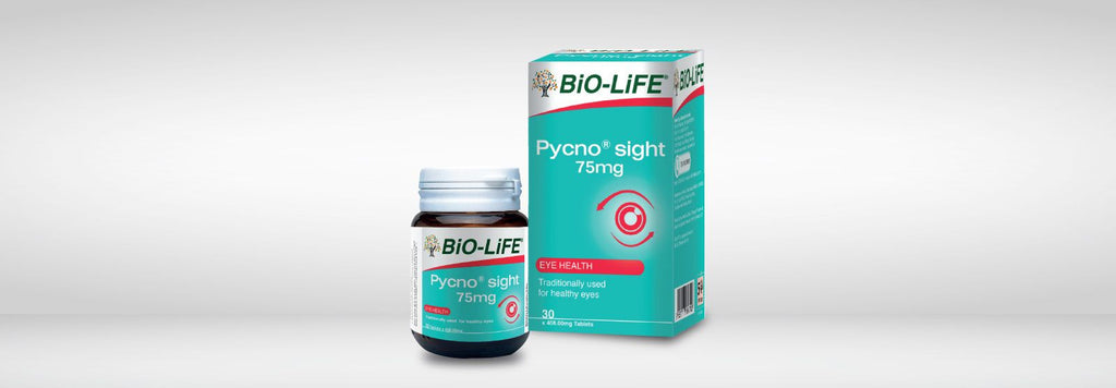 BIO-LIFE PYCNOSIGHT 75MG 30'S
