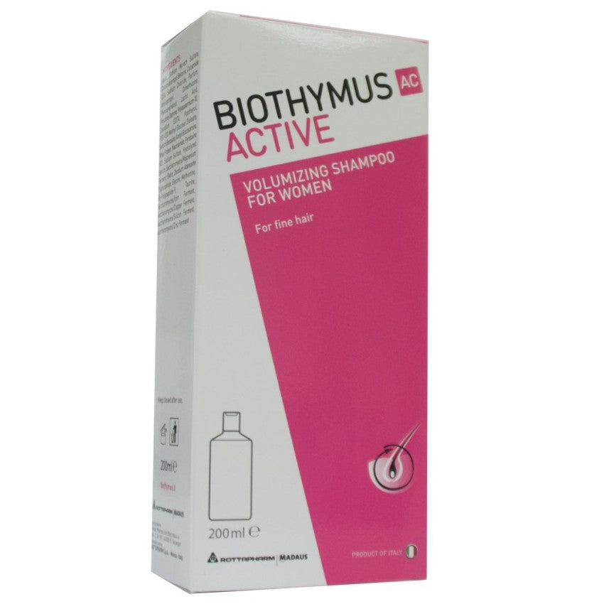 Biothymus Ac (F) Volumizing Shampoo For Women 200Ml