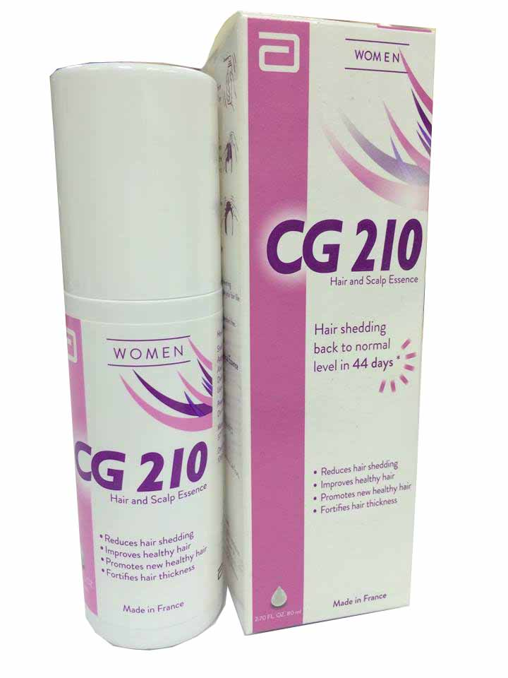 CG 210 (women) 80ml