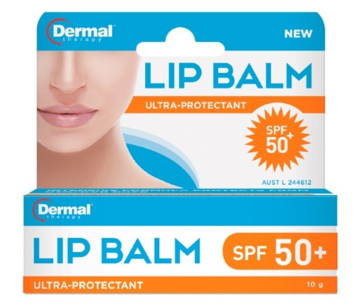 Dermal Therapy Lip Balm(Ultra-Protectant SPF50+) 10 g