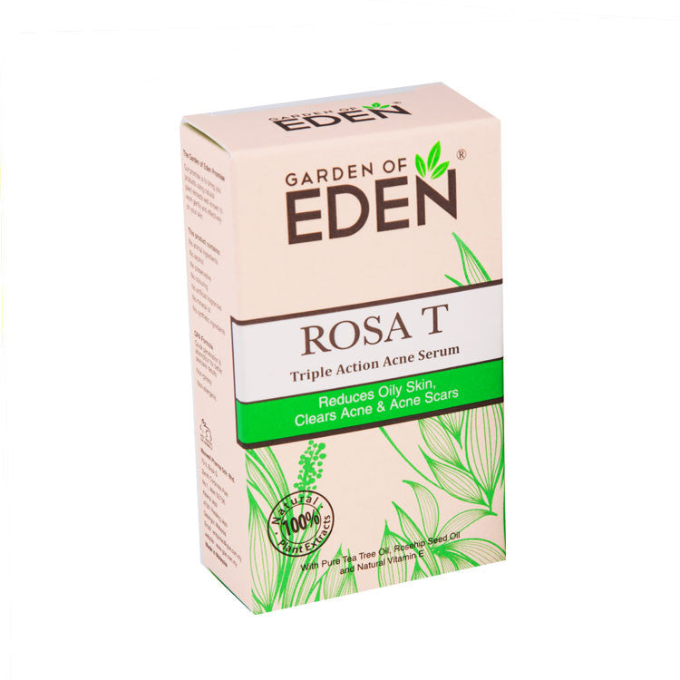 Garden of Eden Rosa T (Triple Action Acne Serum) 5ml