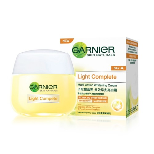 Garnier Light Complete Day SPF19 50ml