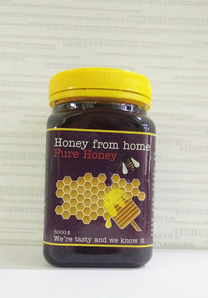 Honey form Home Pure-Honey 500g