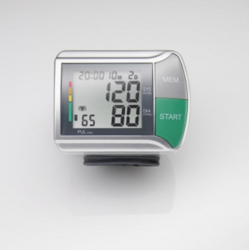 Medisana HGN Wirst blood pressure monitor 3 years warranty