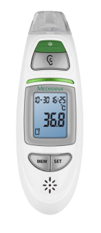 Medisana TM 750 Infrared multifunctional thermometer 3 years warranty