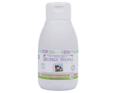 Moogoo Mini Moo Bubbly Wash 500ml