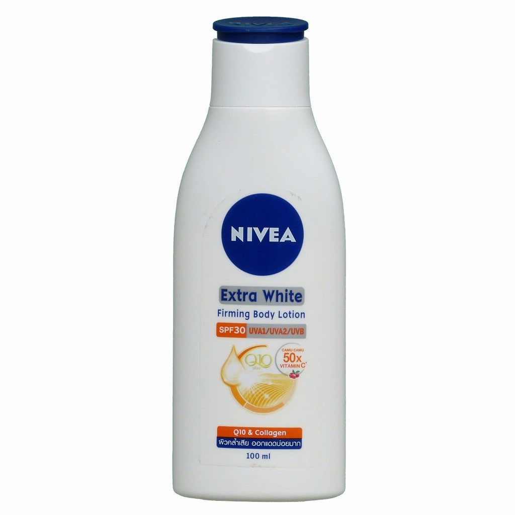 Nivea Extra White Fiming Body Lotion SPF30 100ml