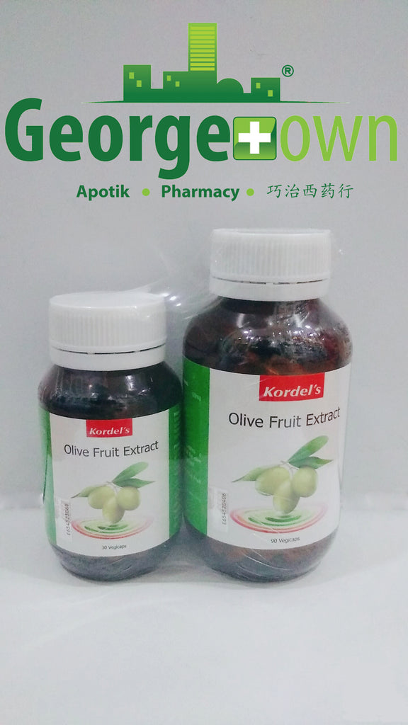 Kordel's Olive Fruit Extract 90's+30's