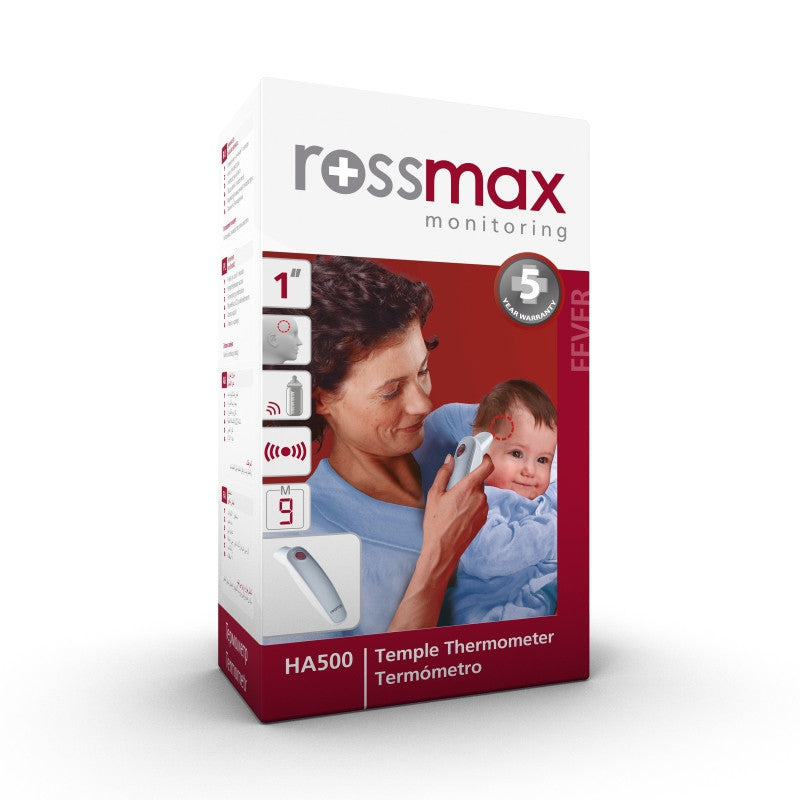 ROSSMAX Non-Contact Temple Thermometer HA500